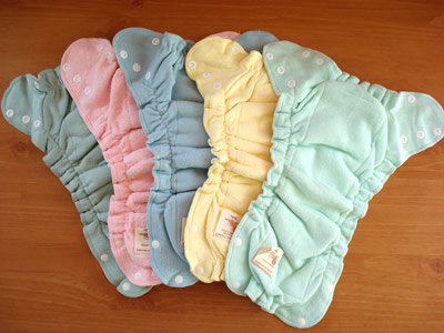 Absorbitalls are made of super soft, organic cotton sherpa.
