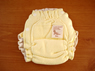 Ecobaby Absorbitalls Organic Cotton Cloth Diaper- Yellow