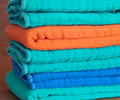 Prefold Cloth Diapers: Unbleached and Dyed Prefold Diapers