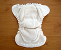 Heiny Huggers Cloth Diapers- open