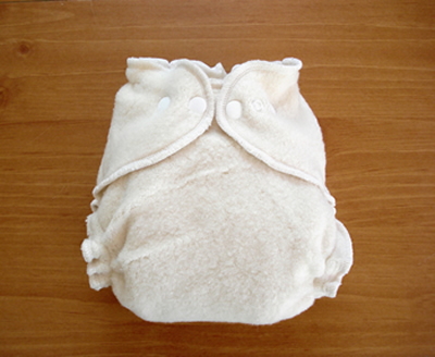 Heiny Huggers Fitted Cloth Diapers