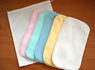 Organic Cotton Wipes and Washcloths, 100% Organic Cotton Sherpa