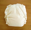 Stacinator Stretch Wool Diaper Covers- Buff