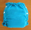 Stacinator Stretch Wool Diaper Cover- Sky Blue